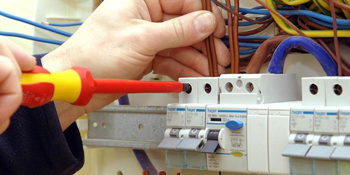 electricista de guardia